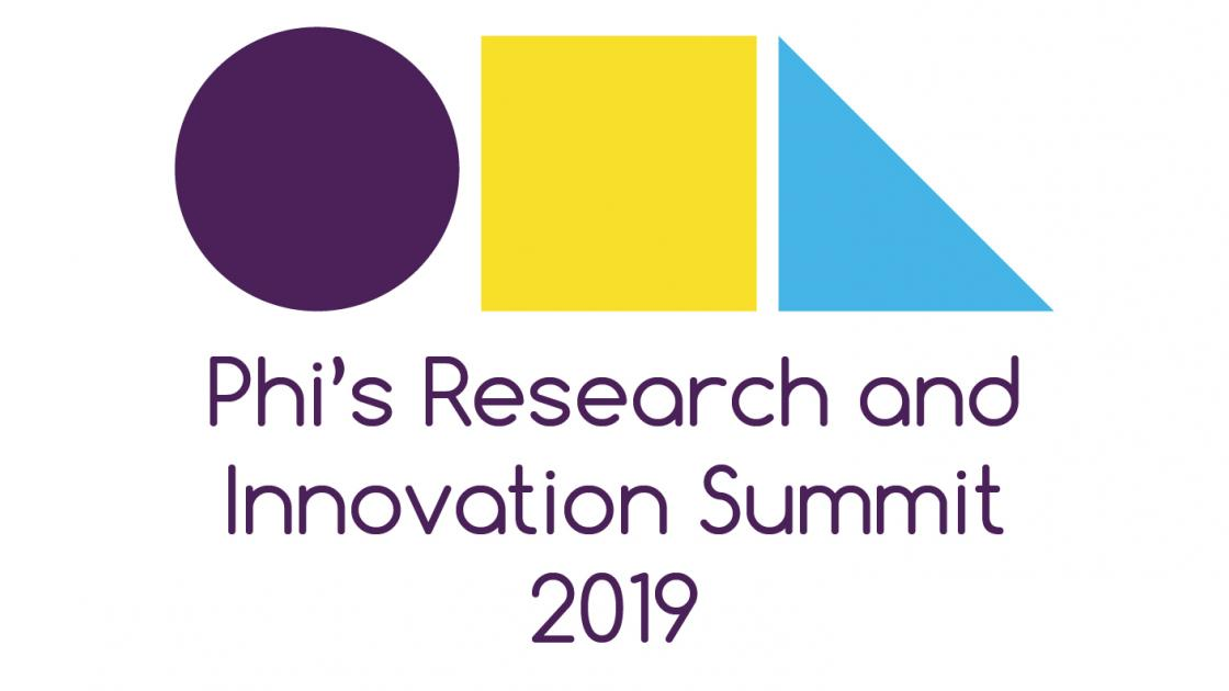 Phis Research and Innovation Summit logo