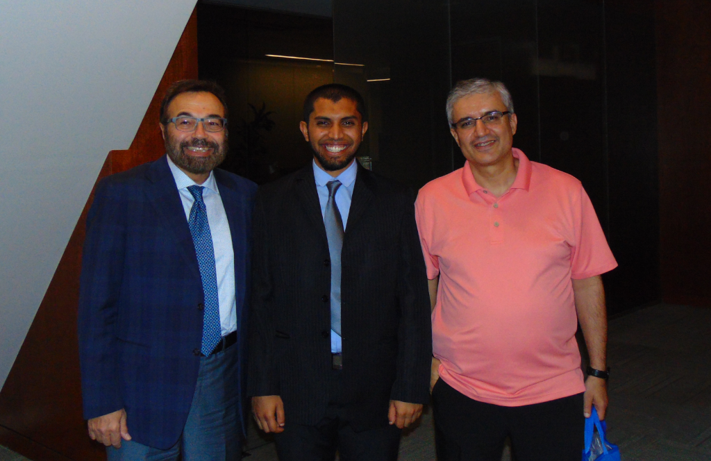 Lokman Sboui successfully defended his PhD thesis - Congratulations!