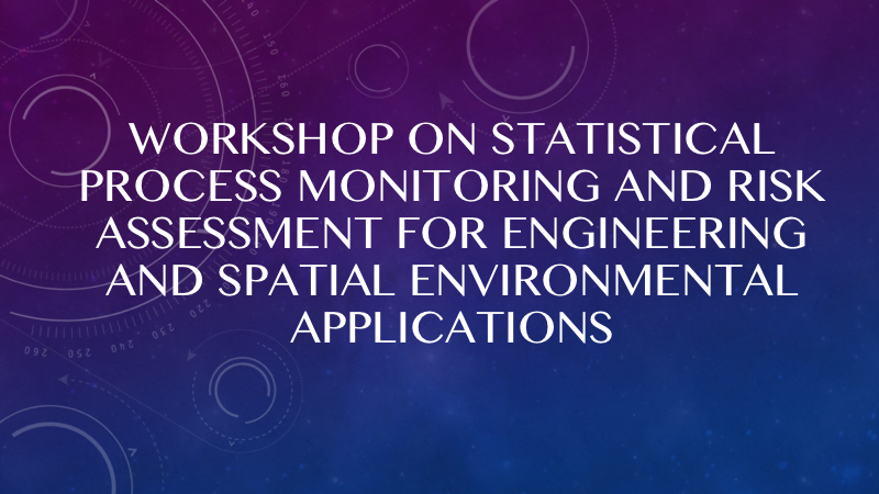 KAUST CEMSE STAT ES Workshop Process Montoring