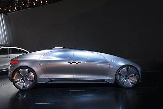KAUST CEMSE EE CS IVUL STAT VCC Mercedes Benz F015 Self Driving Concept Car