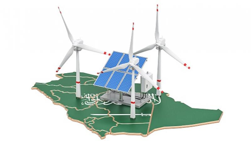 first quantification of wind energy in Saudi Arabia