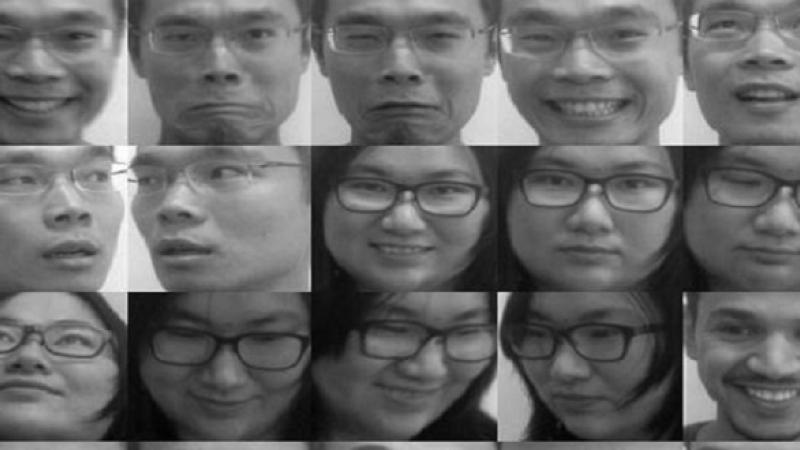 CEMSE CS The Algorithm Trained To Simplify A Matrix Of Faces
