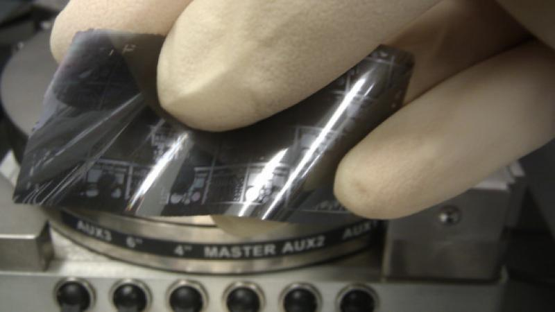 CEMSE EE Bendable Electronics Help Make Robust Wearable Devices