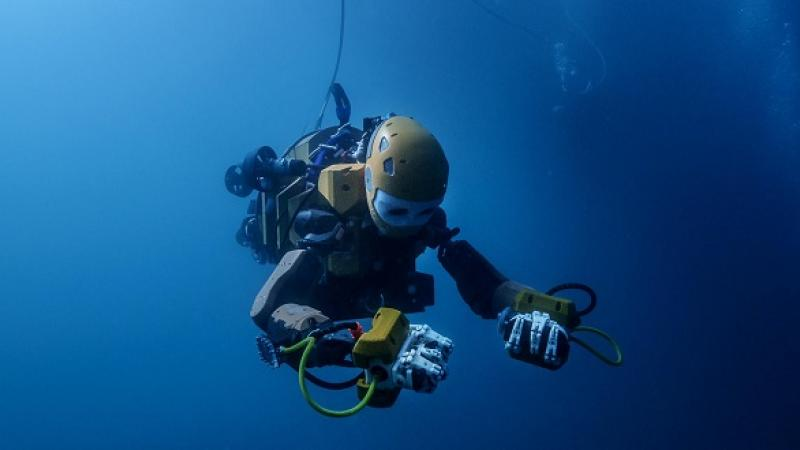 CEMSE EE Deep Thinking Brings Underwater Robot To Life