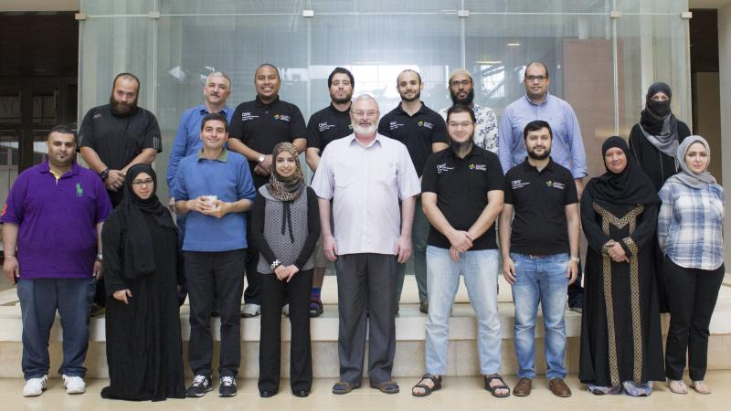 KAUST AMCS CBRC KML Knowledge Mining Lab Group