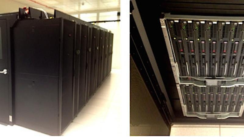 KAUST CEMSE CBRC High Performance Computing Cluster Operational