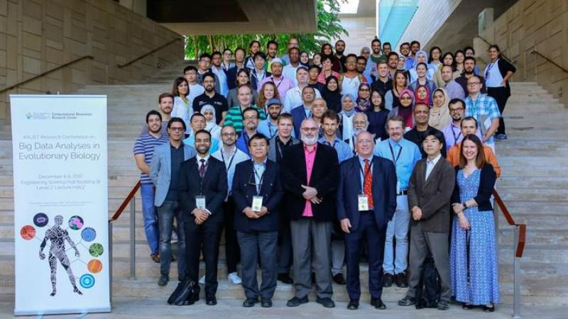 KAUST CEMSE CBRC KAUST Researchers And Their International Peers At The Research Conference On Big Data Analyses