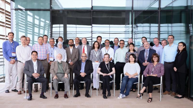 KAUST CEMSE CNR - The Center of Excellence for NEOM Research at KAUST