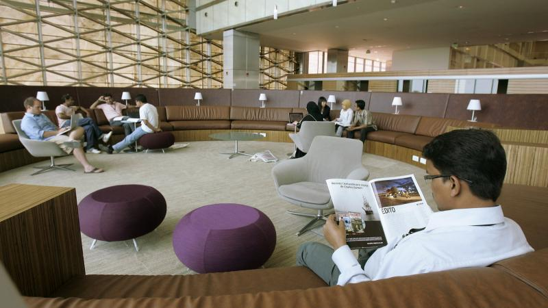 KAUST Library Campus