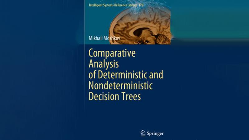 KAUST CEMSE AMCS CS TREES Mikhail Moshkov Book Cover Page