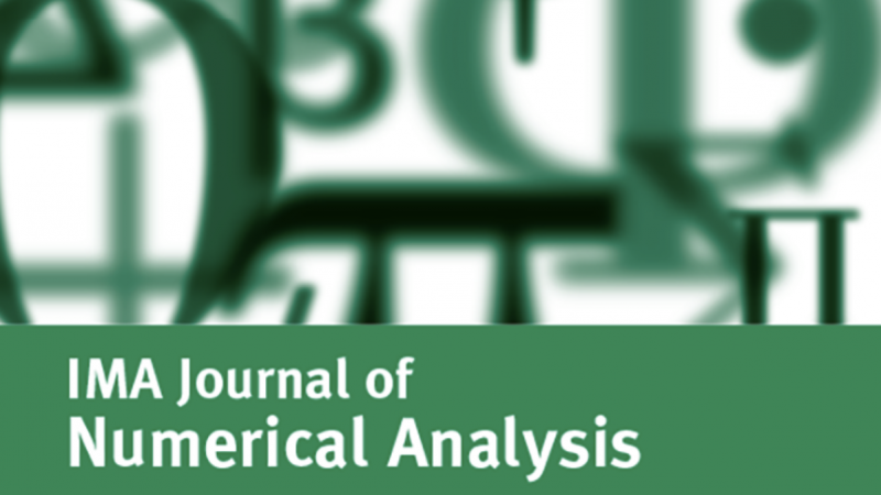 IMA Journal of Numerical Analysis