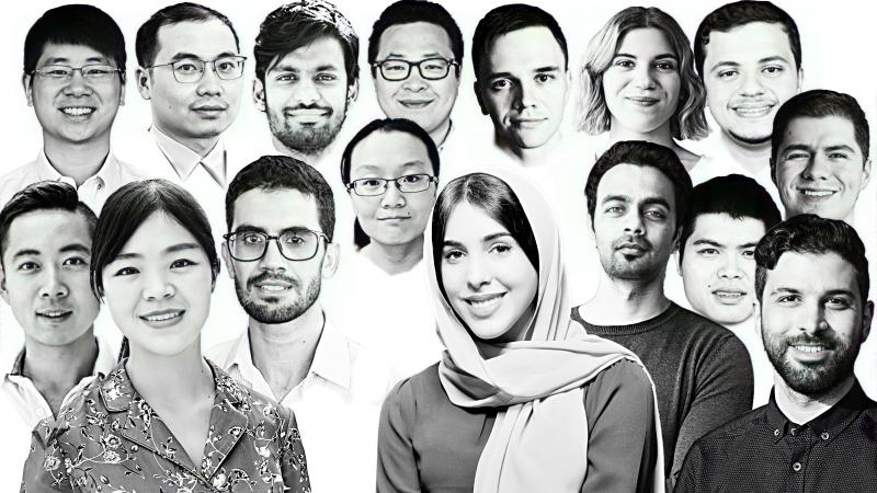 KAUST CEMSE Students Excellence Award 2020