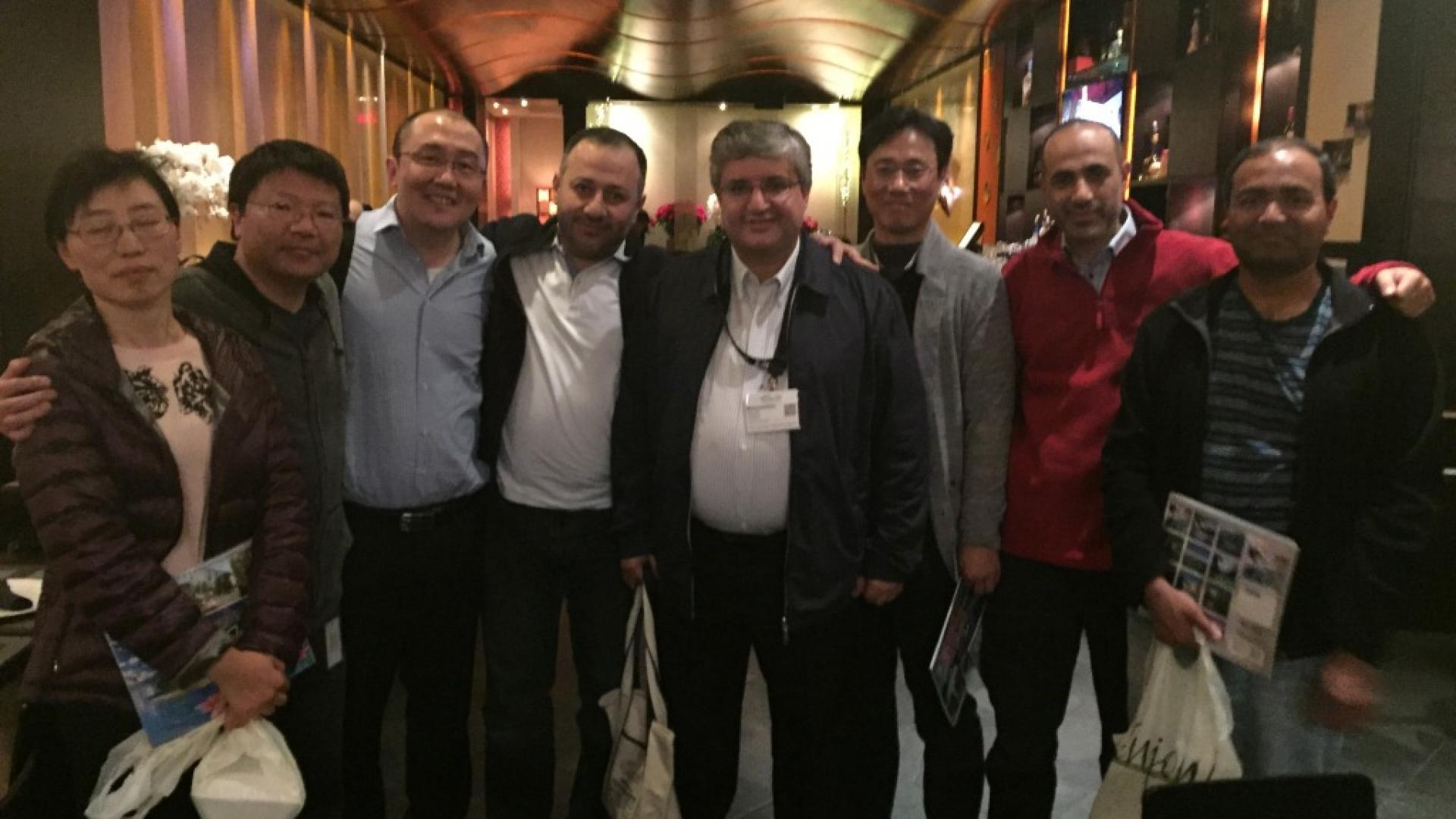 CTL UMN PhD alumni reunion in Globecom‎ 2015 (2)