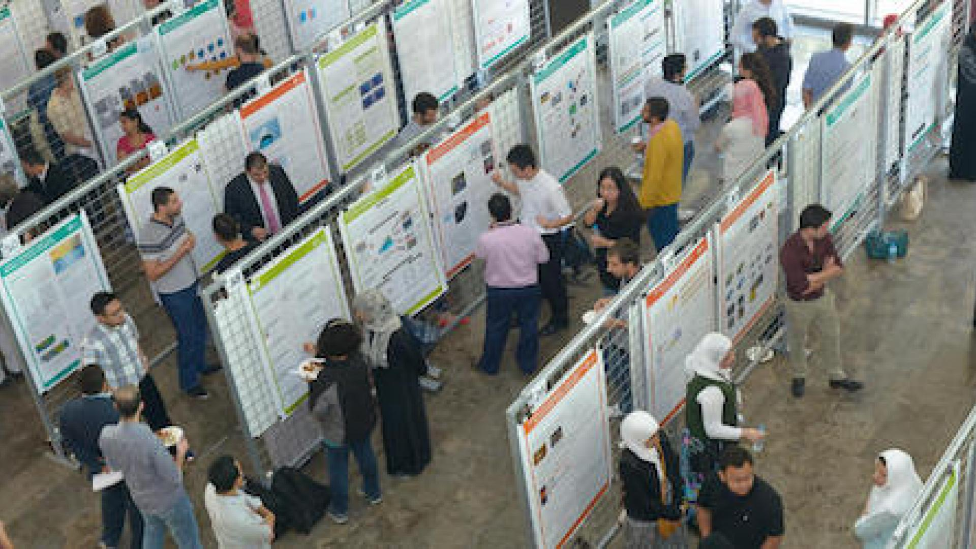 KAUST CEMSE CBRC Student Poster Competition Big Data Applications In Life Sciences