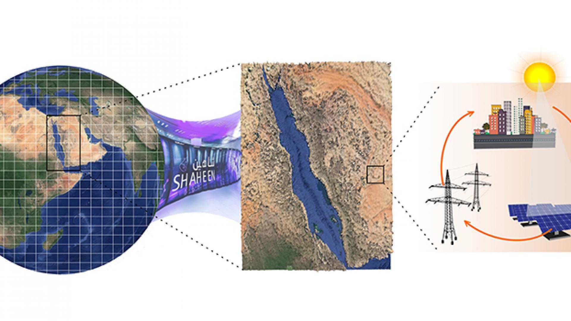 KAUST PSE AMCS CNR ERSE ERPE MARS STAT ECRC Measuring Solar Stores Of The Arabian Peninsula