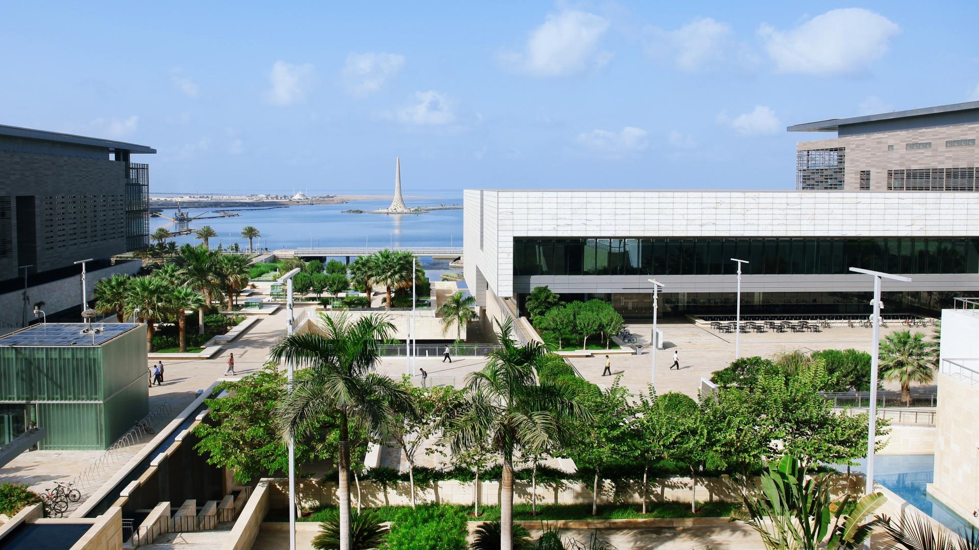 KAUST Campus View1