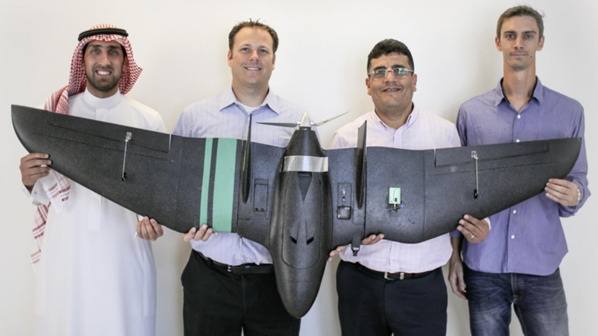 KAUST CEMSE VCC FALCONVIZ Luca Passone Anas Dahlawi Neil Smith Mohamed Shalaby