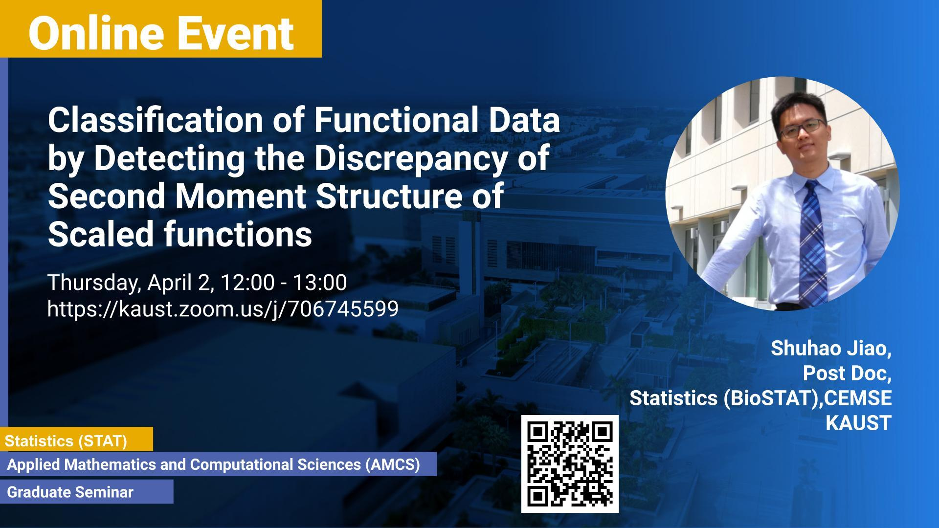 KAUST-CEMSE-AMCS-STAT-Graduate-Seminar-Shuhao Jiao-Functional Data